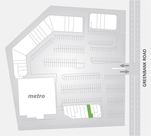 H&R Block Location map